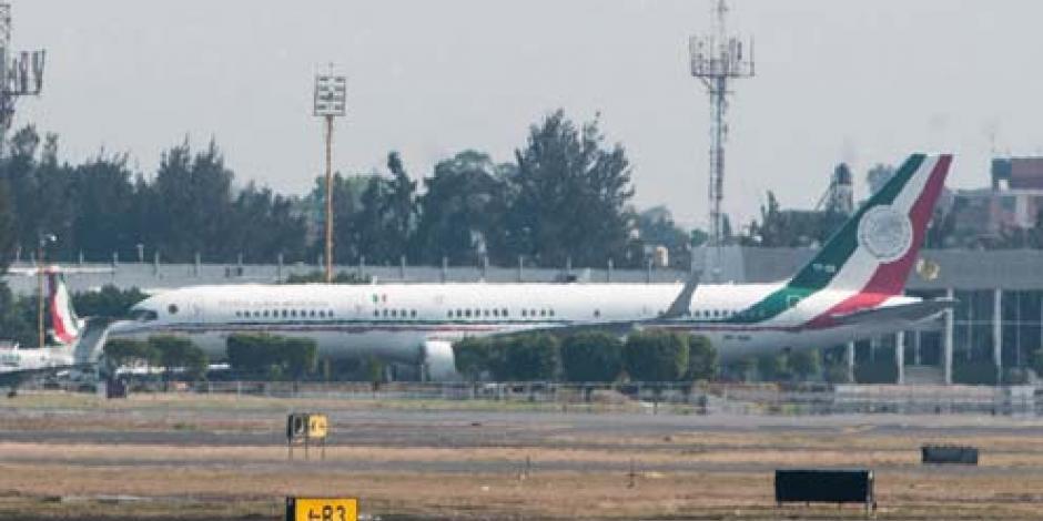 Este miércoles arriba el nuevo avión presidencial al AICM