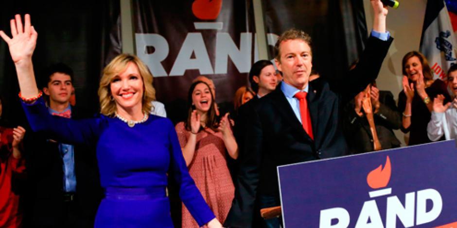 Rand Paul se baja de la carrera por candidatura republicana