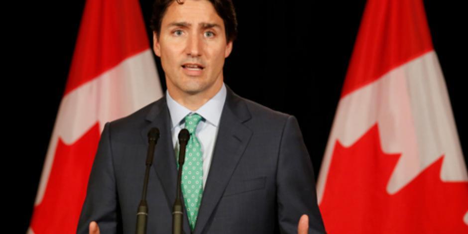 Primer ministro de Canadá  se disculpa de nuevo por codazo a legisladora