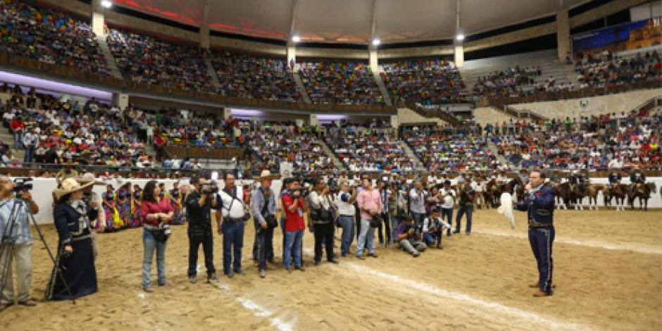Arranca en Chiapas el Congreso y Campeonato Nacional Charro 2016