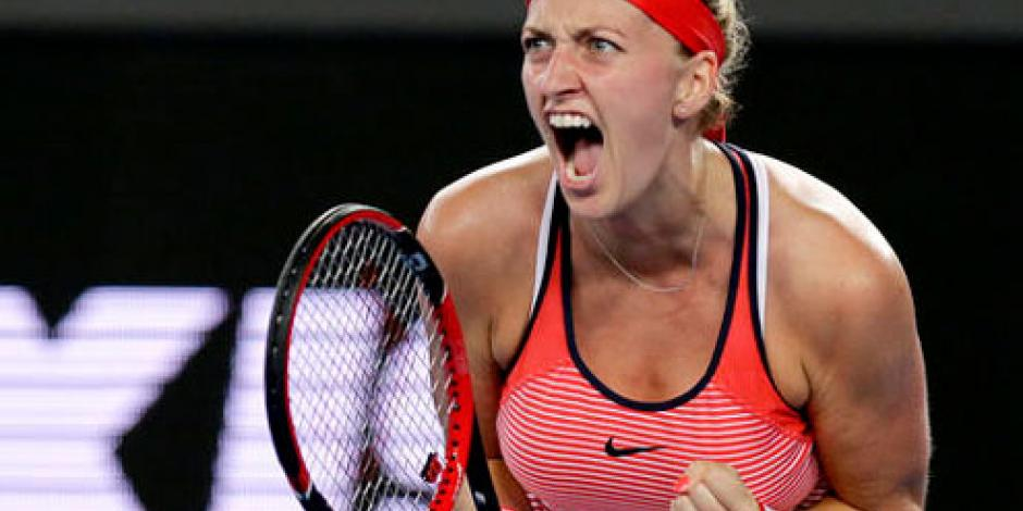 Acuchillan a la tenista Petra Kvitova en su casa
