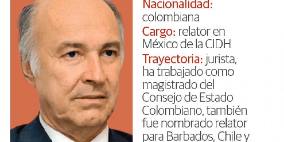 CIDH alista visita por caso Iguala
