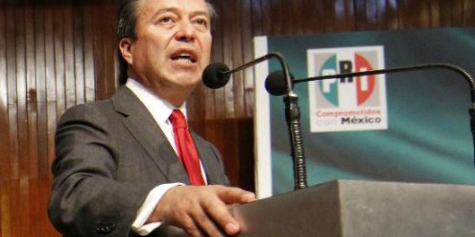 Ejército no regresará pronto a cuarteles como pide Cienfuegos, asegura Camacho Quiroz