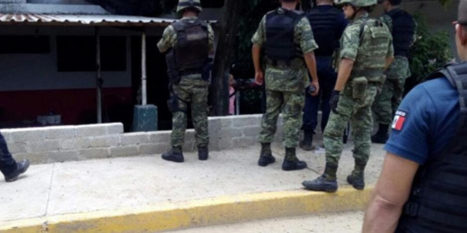 Refuerzan SSP y Sedena operativos en Costa y Tierra Caliente de Michoacán