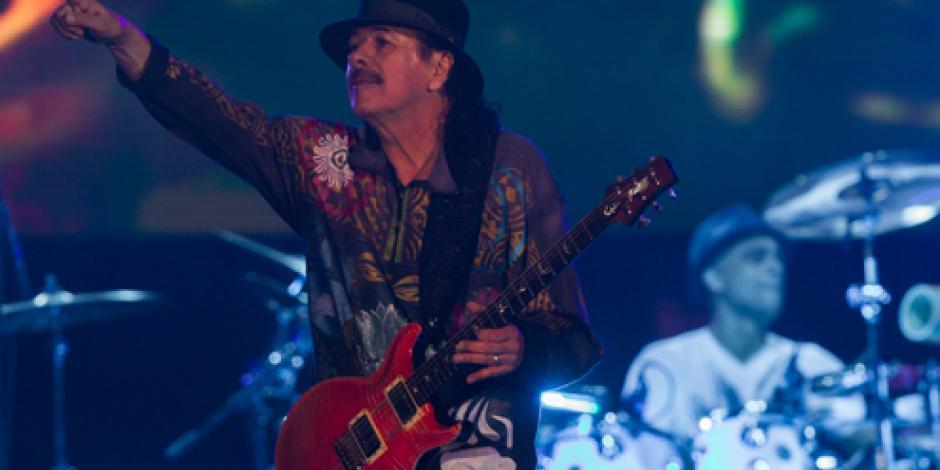 Carlos Santana reúne a agrupación original para nuevo disco