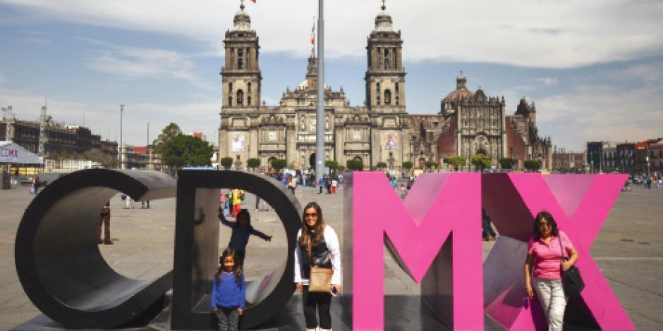 CDMX, el mejor destino turístico en primavera