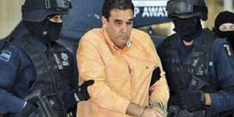 """Sentencian en EU a 27 años de cárcel a socio del """"Chapo"""" Guzmán"""