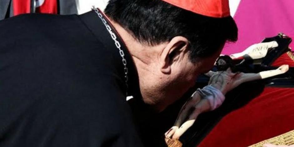 No he encubierto a ningún sacerdote pederasta, reitera Norberto Rivera