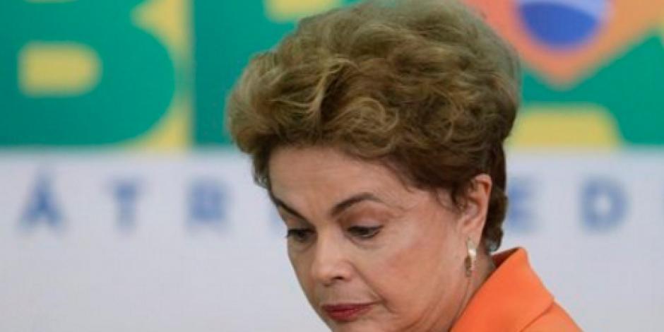 Pleno del Senado analizará destitución de Rousseff