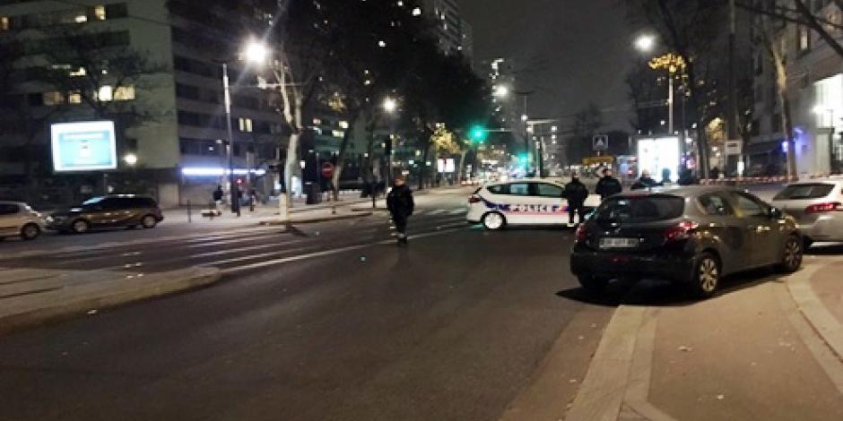 Policía libera a 6 rehenes en una agencia de viajes en París