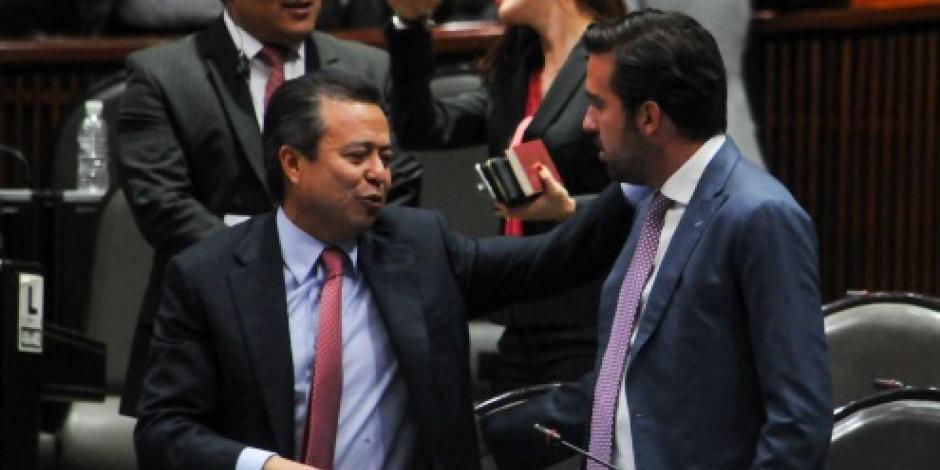 Prioridad, Ley de Seguridad Interior, afirma Camacho
