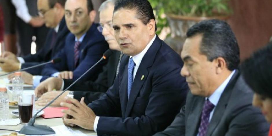 Michoacán abierto a diálogo permanente, señala Silvano Aureoles