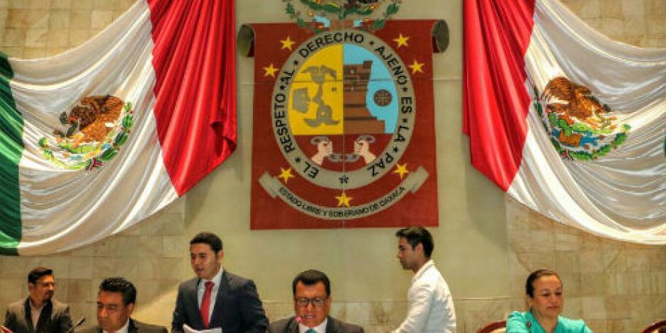 Condena Congreso de Oaxaca agresión contra consejero de IEEPCO