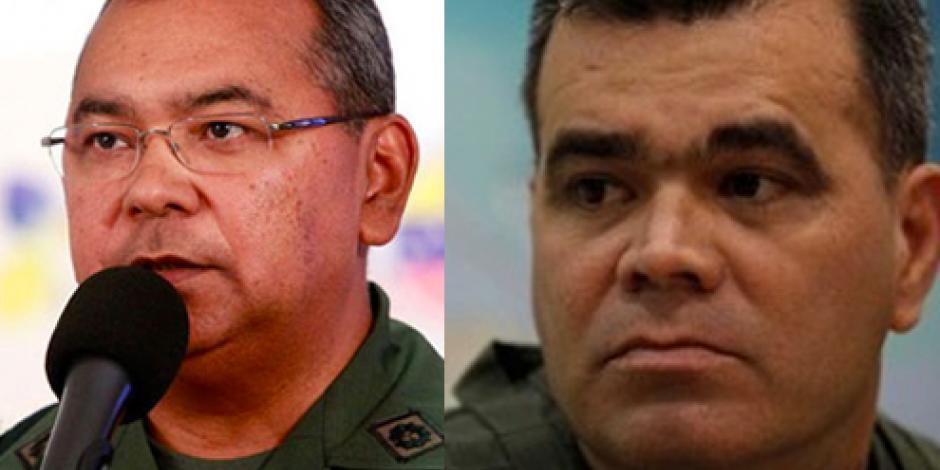EU acusa a dos ex funcionarios venezolanos de vínculos con el narco