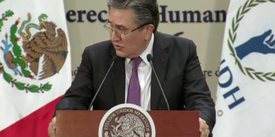 Seguridad pública, función de instituciones civiles, señala CNDH