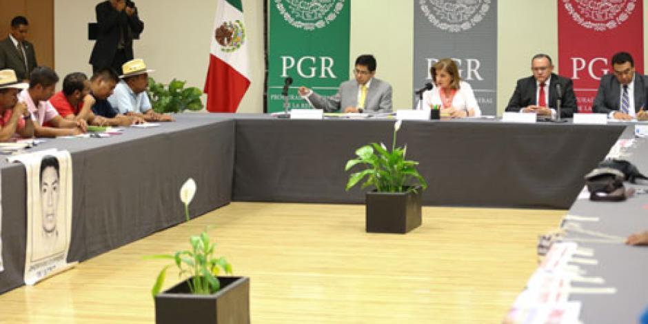 Seguimiento de CIDH en caso Iguala, para cumplir medidas cautelares