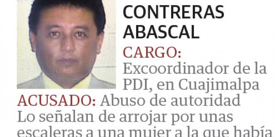 Arrestan a mando por abuso de poder