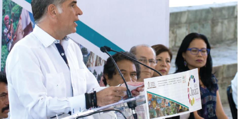 Oaxaca ya tiene 10 rutas turísticas