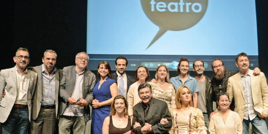 Gremio teatral une fuerzas en búsqueda de nuevo público