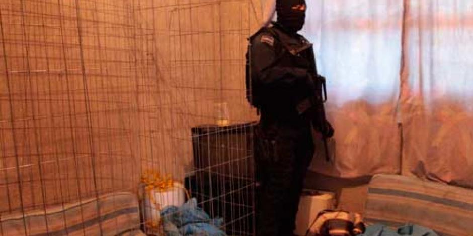 Cae presunto secuestrador en Guerrero; liberan a víctima