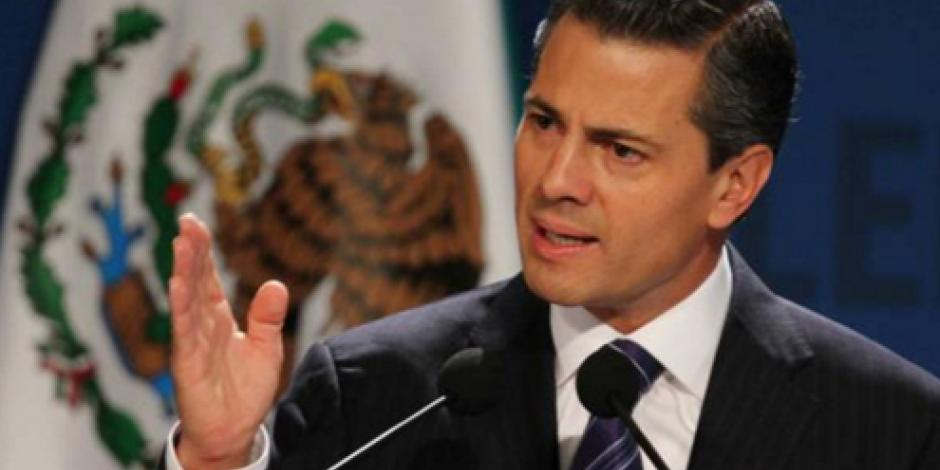Disminuye informalidad 57.4%, destaca EPN