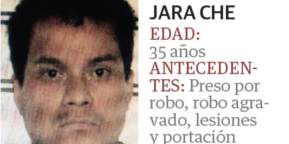 Sale por séptima vez de prisión y cae en Polanco por robar reloj