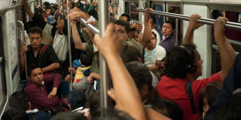 Las 7 estaciones más saturadas del STC Metro