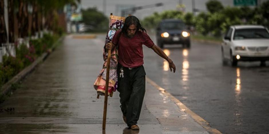 Se mantiene potencial de lluvia en casi todo México