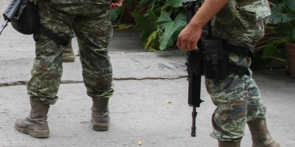 Confirman muerte de militares plagiados en Acapulco
