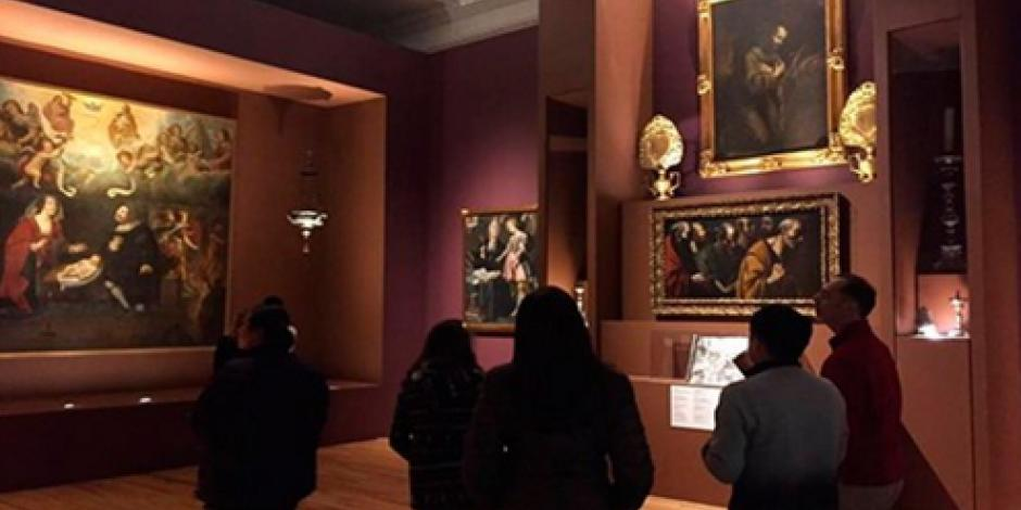 Múltiples actividades en quinta Noche de Museos en la CDMX
