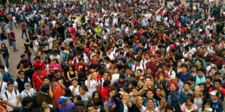 Estudiantes de IPN exigen la presencia de Nuño en Zacatenco