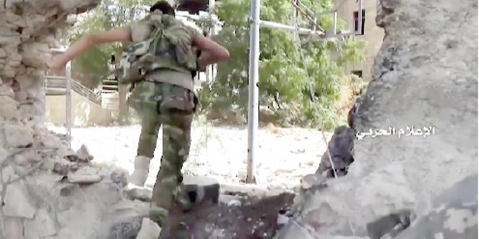 Para retener último bastión en M. Oriente, Rusia protege Siria
