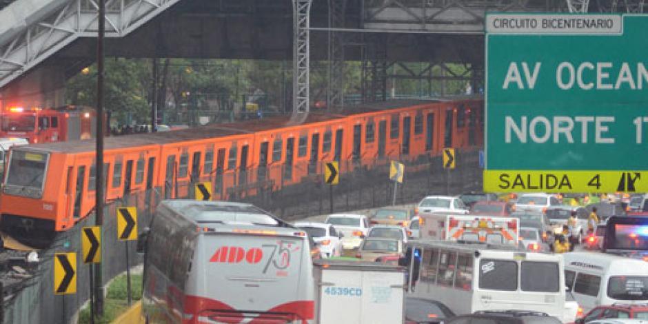 Túnel en línea 5 del Metro costará 100 mdp