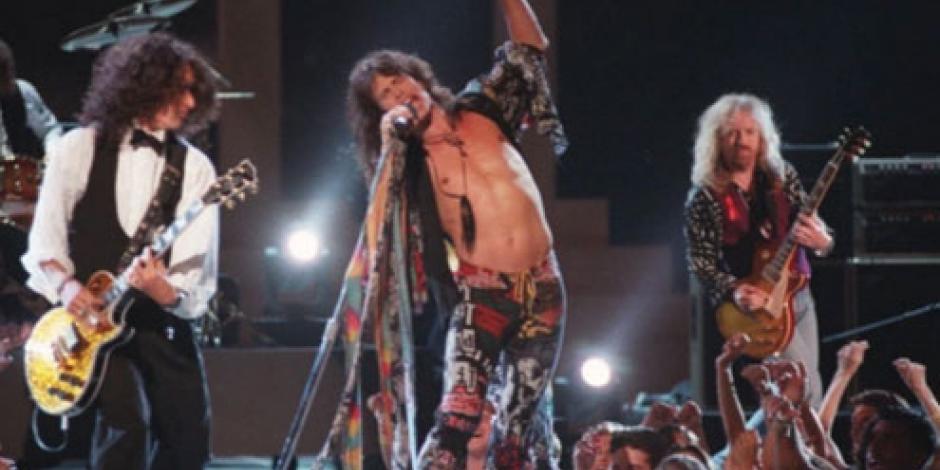 Aerosmith vuelve a México en octubre