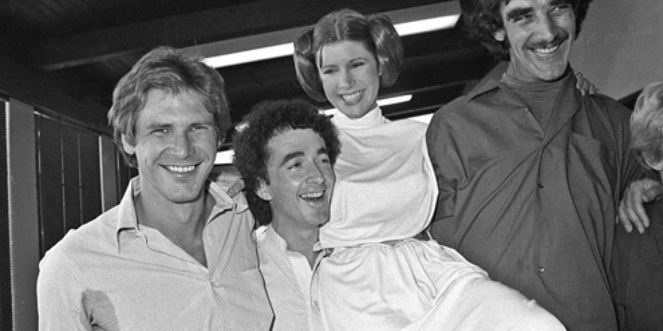 Así fue la primera audición de Carrie Fisher en Star Wars