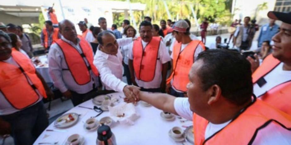 Somos más los que miramos el futuro de Guerrero con esperanza, afirma Astudillo