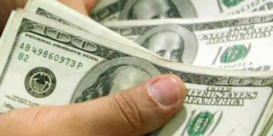Dólar registra nuevo récord, cerró en $19.17