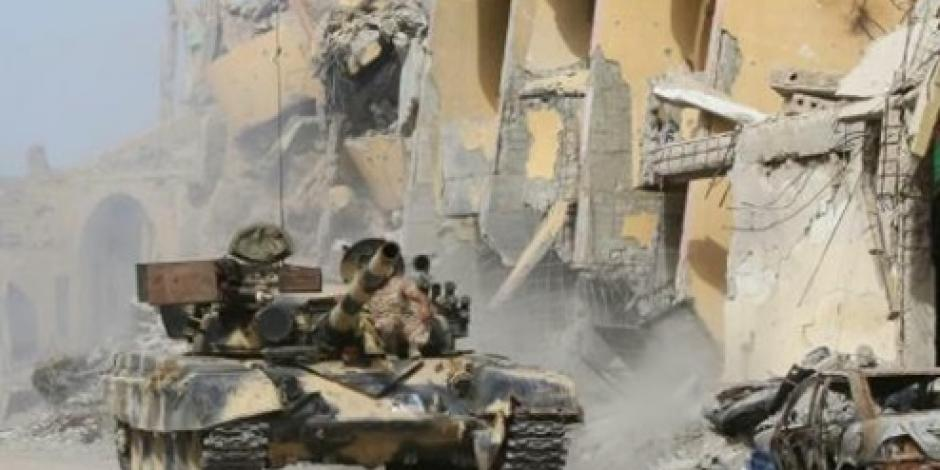 Reportan enfrentamientos en Libia