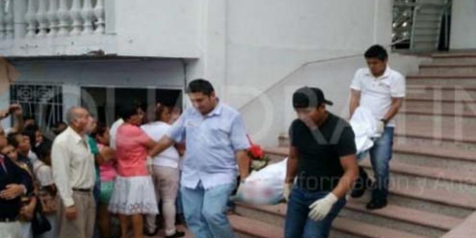 Asesinan a adolescente dentro de parroquia en Acapulco