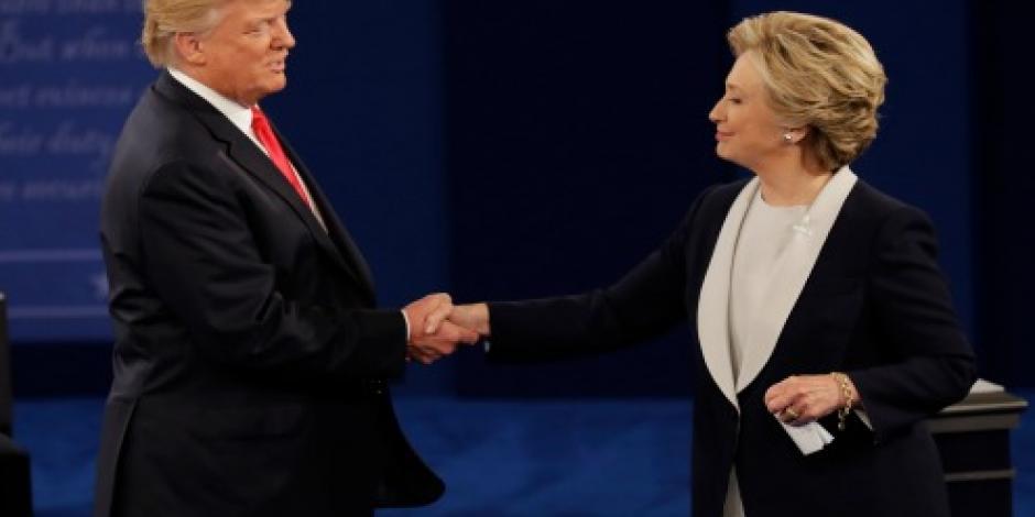 Publica Presidencia cartas enviadas a Clinton y Trump