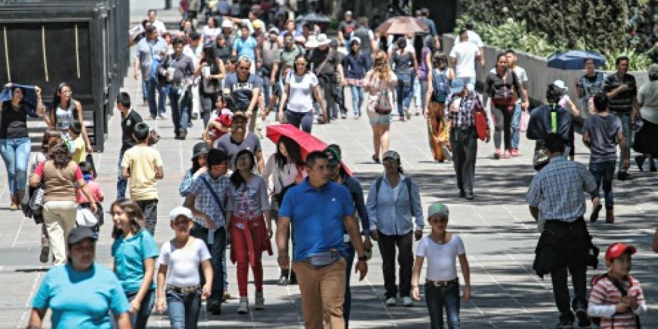 Recibe CDMX a más de 13 millones de turistas al año