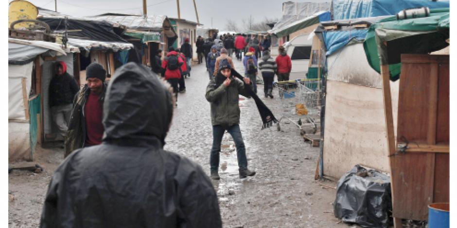 Potencias reúnen sólo 52% de lo que pide ONU para migrantes