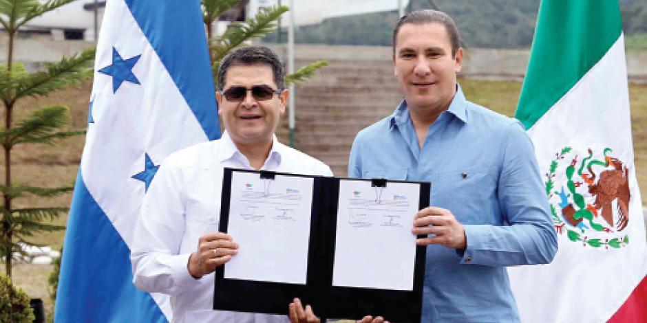 Se acercan Puebla y Honduras