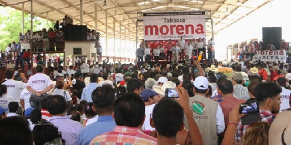 Ordenan a Morena revelar sueldos de dirigentes estatales
