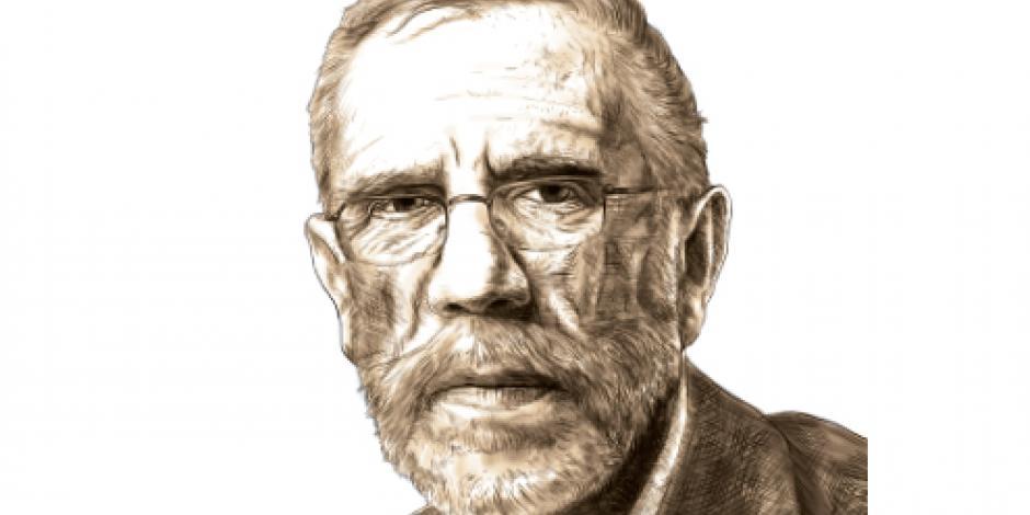 Antes de morir, Luis González de Alba cedió derechos a editorial Cal y Arena