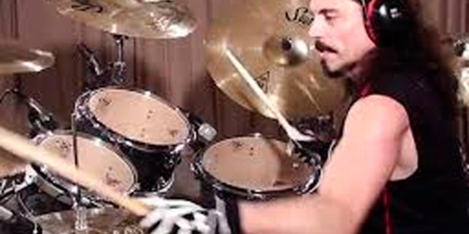 Muere exbaterista de Megadeth durante concierto