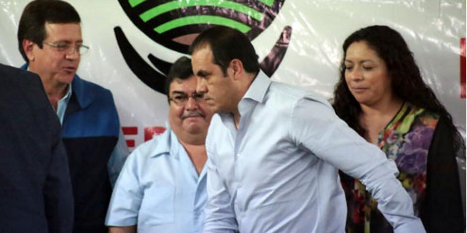 Congreso de Morelos avala iniciar juicio político contra Cuauhtémoc Blanco