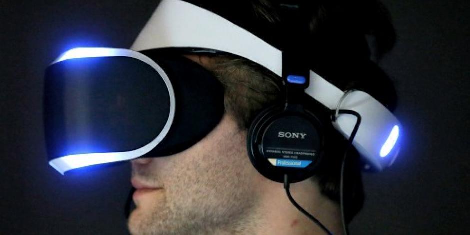 PlayStation, listo para saltar a la realidad virtual
