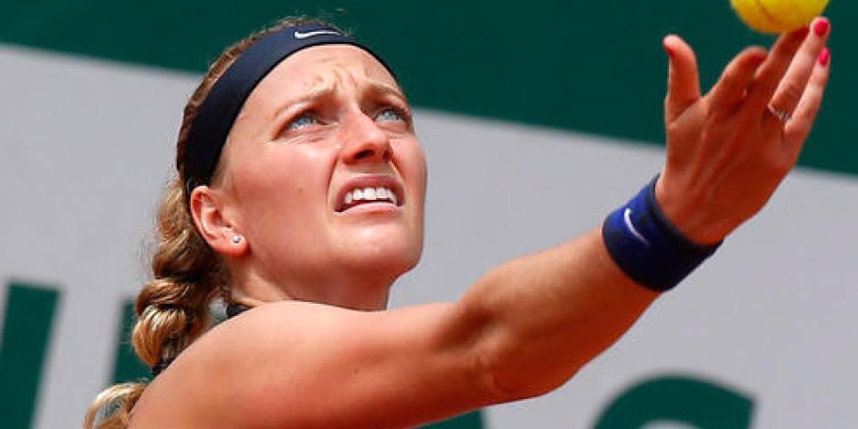 Petra Kvitova no podrá entrenar durante seis meses por lesión tras ataque
