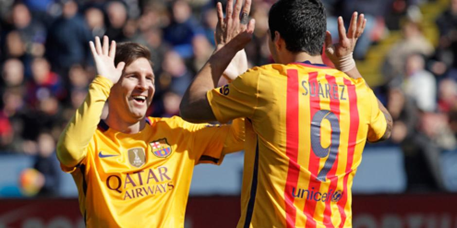 Barcelona suma 28 jornadas invicto